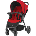 Коляска BRITAX B-Agile 4 Chili Pepper