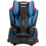 Автокресло RECARO Young Sport New Saphir