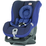 Автокресло BRITAX FIRST CLASS plus TrendLine Crown Blue