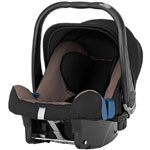 Автокресло ROMER BABY-SAFE plus II TrendLine Fossil Brown 2013