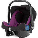 Автокресло ROMER BABY-SAFE plus II TrendLine Cool Berry 2013