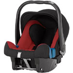 Автокресло ROMER BABY-SAFE plus II TrendLine Chili Pepper 2013