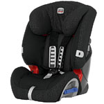 Автокресло BRITAX MULTI-TECH II TrendLine Black Thunder 2013