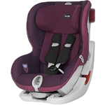 Автокресло ROMER KING II LS TrendLine Dark Grape