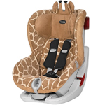 Автокресло ROMER KING II LS Highline Big Giraffe