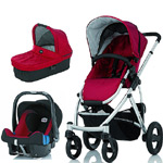 Коляска BRITAX SMILE Red