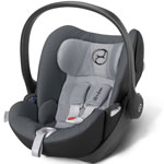 Автокресло Cybex Cloud Q Moon Dust