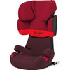Автокресло Cybex Solution X-Fix Rumba Red