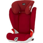 Автокресло ROMER KIDFIX SL Flame Red