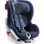 Автокресло BRITAX-ROMER KING II Moonlight Blue