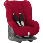 Автокресло BRITAX-ROMER Eclipse Flame Red 2018