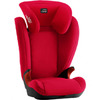 Автокресло BRITAX-ROMER KID II BLACK SERIES Fire Red