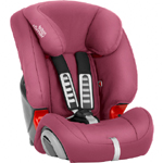 Автокресло BRITAX EVOLVA 123 Wine Rose