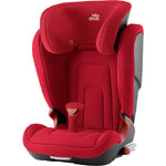 Автокресло BRITAX-ROMER KIDFIX2 R Fire Red 2019