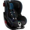 Автокресло BRITAX-ROMER KING II LS BLACK SERIES Cool Flow Blue
